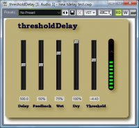 thresholdDelay