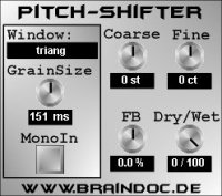 Pitch-Shifter