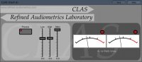 CLAS (Compressive Lodness Audio Shaping)